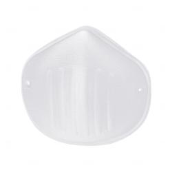 Máscara Reutilizável de Microfibra Personalizada Branco