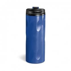 Squeeze de PP para Viagem Personalizado - 520ml Azul