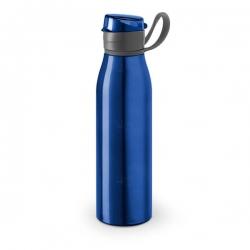 Squeeze De Alumínio Personalizada - 650ml Azul