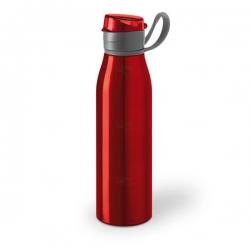 Squeeze De Alumínio Personalizada - 650ml Vermelho
