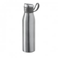 Squeeze De Alumínio Personalizada - 650ml Cromado