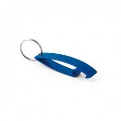 Chaveiro C/ Abridor de Garrafas Personalizado Azul