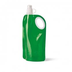 Squeeze Dobrável Personalizada - 770ml Verde