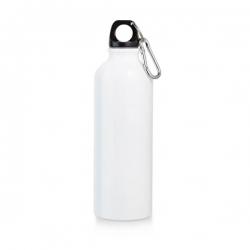Squeeze Alumínio Personalizado - 750ml Branco