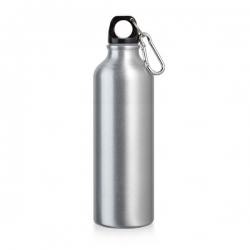 Squeeze Alumínio Personalizado - 750ml Prata