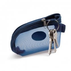 Bolsa C/ Chaveiro Personalizada Azul