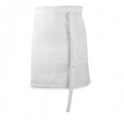 Avental De Bar Personalizado Branco