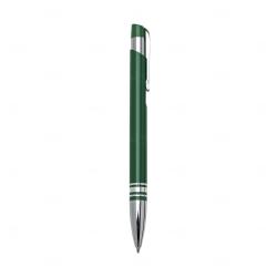Caneta Semimetal Personalizada Verde Escuro