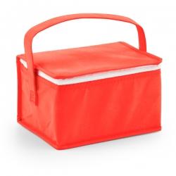 Bolsa térmica Personalizada - 3 Litros Vermelho