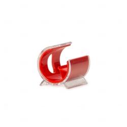 Suporte Plástico para Celular Personalizado Vermelho