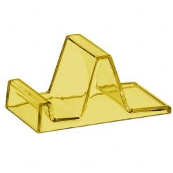 Suporte De Acrílico Personalizado Amarelo