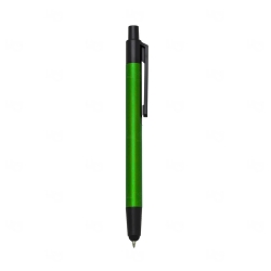 Caneta Touch Metal Personalizada Verde