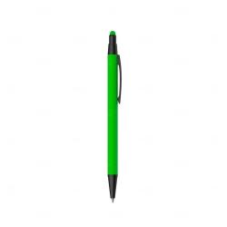 Caneta Metal Touch Personalizada Verde