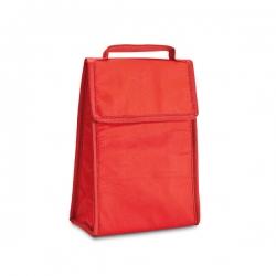 Bolsa Térmica Dobrável Personalizada - 3 Litros Vermelho