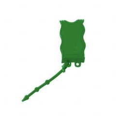 Chaveiro Porta Álcool Gel Personalizado Verde