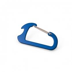 Mosquetão Abridor Personalizado Azul