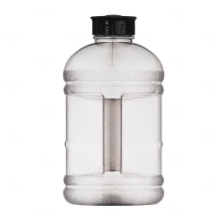 Squeeze de Plástico tipo Galão Personalizado - 1,8 litro Cinza