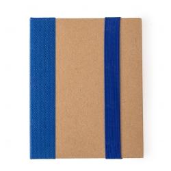 Bloco de Anotação Personalizado - 18,1 x 14,1 cm Azul