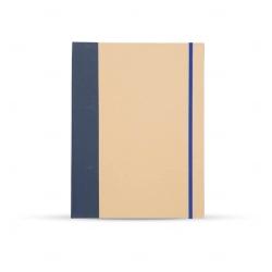 Bloco de Anotação Personalizado - 31,2 x 23,5 cm Azul