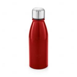 Garrafa de Alumínio Personalizado -  500ml Vermelho