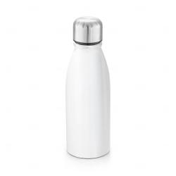 Garrafa de Alumínio Personalizado -  500ml Branco