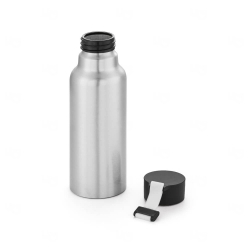 Garrafa de Alumínio Personalizado - 570ml Preto