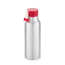 Garrafa de Alumínio Personalizado - 570ml Vermelho