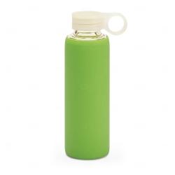 Squeeze de Vidro Personalizado - 380ml Verde