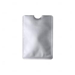 Porta Cartão Personalizado Cromado