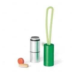 Chaveiro Alumínio Personalizado Verde