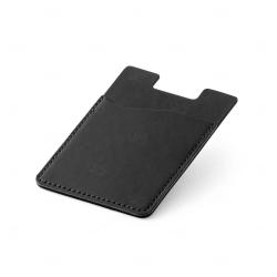 Porta Cartão Personalizado Preto