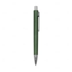 Caneta Semimetal Personalizada Verde