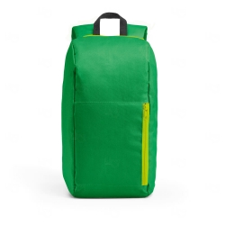 Mochila Almofadada Personalizada Verde