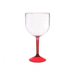 Taça de Gin  Acrilica Bicolor Personalizado - 570ml