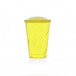 Coqueteleira Personalizada - 750ml Amarelo