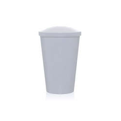 Coqueteleira Personalizada - 750ml Branco
