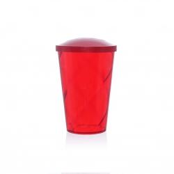 Coqueteleira Personalizada - 750ml Vermelho