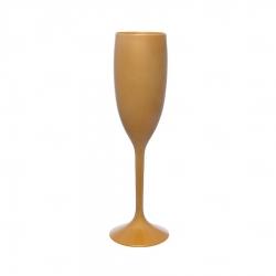 Taça Champagne Personalizada - 160ml Dourado