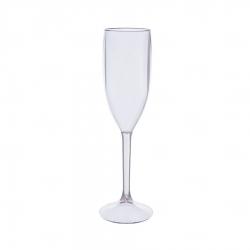 Taça Champagne Personalizada - 160ml Transparente