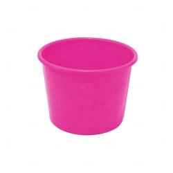 Balde De Pipoca Personalizado - 1,5 L Rosa Pink