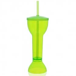 Copo Personalizado  Yard Prime - 550ml (Leitoso ou Cristal) Verde