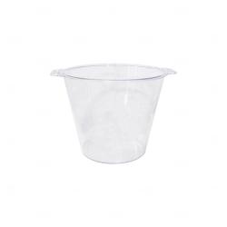 Balde De Gelo Personalizado - 4,5 L (Leitoso ou Cristal) Transparente
