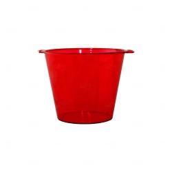 Balde De Gelo Personalizado - 4,5 L (Leitoso ou Cristal)