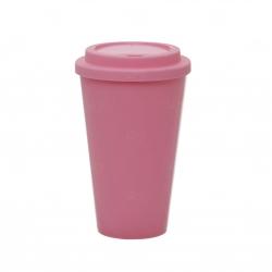 Copo Personalizado de Café - 550ml Rosa