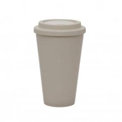 Copo Personalizado de Café - 550ml Bege