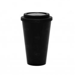 Copo Personalizado de Café - 550ml Preto