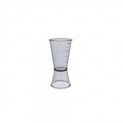Dosador De Bebidas Personalizado - 50ml Preto