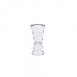 Dosador De Bebidas Personalizado - 50ml Transparente