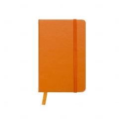 Caderneta Tipo Moleskine Personalizada - 14,4 x 8,8