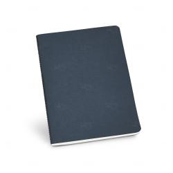Caderno Cartão Personalizado - 21 x 14 cm Azul
